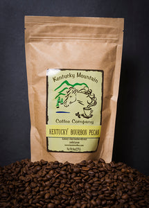 Kentucky Bourbon Pecan Coffee
