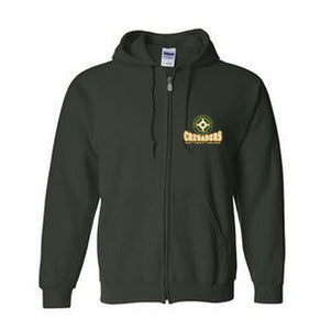 CCCA Full-Zip Hooded Sweatshirt