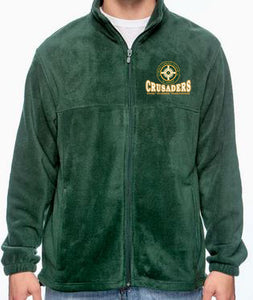 CCCA Embroidered Fleece Jacket