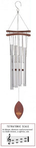 Precision Tuned Wind Chimes