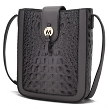 Load image into Gallery viewer, Crossbody Purse - Charcoal