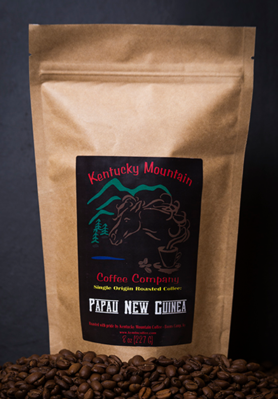 Papau New Guinea Single Origin Coffee