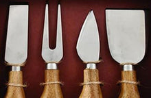 Load image into Gallery viewer, Rustic Farmhouse: Gourmet Cheese Knives