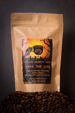 Wake The Dead Coffee