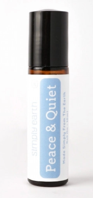 Peace & Quiet Essential Oil Roll On