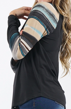 Load image into Gallery viewer, Raglan Sleeve Top - Plus Sizes
