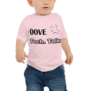 Dove Tech. Talks Baby Short Sleeve Tee