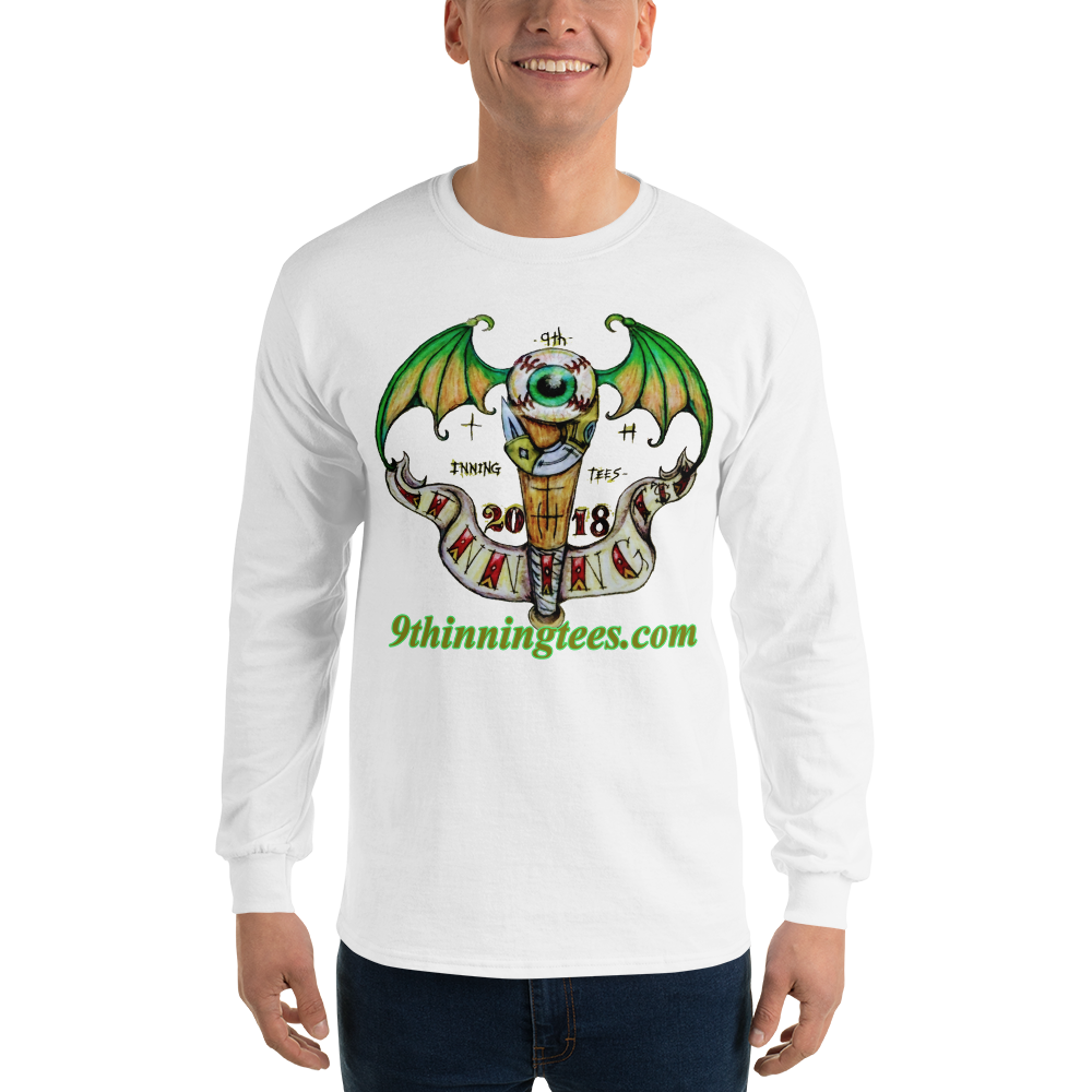 Official 9th Inning Logo Long Sleeve T-Shirt