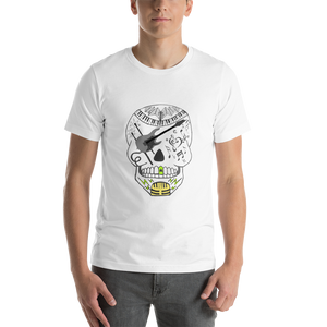 Soul of Rock skull Short-Sleeve Unisex T-Shirt