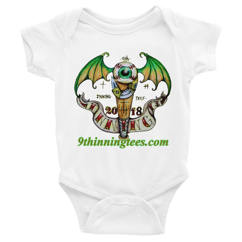 9th Inning Logo Infant Bodysuit