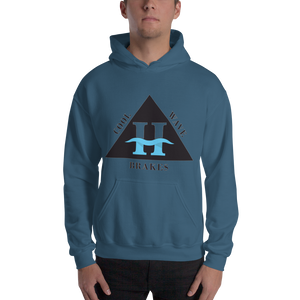 Cool Wave Brakes Hooded Sweatshirt