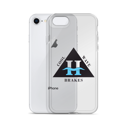iPhone Case Cool Wave Brakes