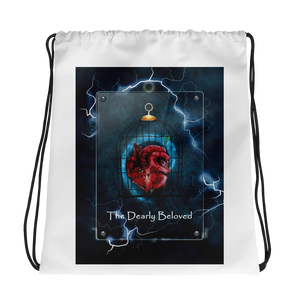 The Dearly Beloved Drawstring bag