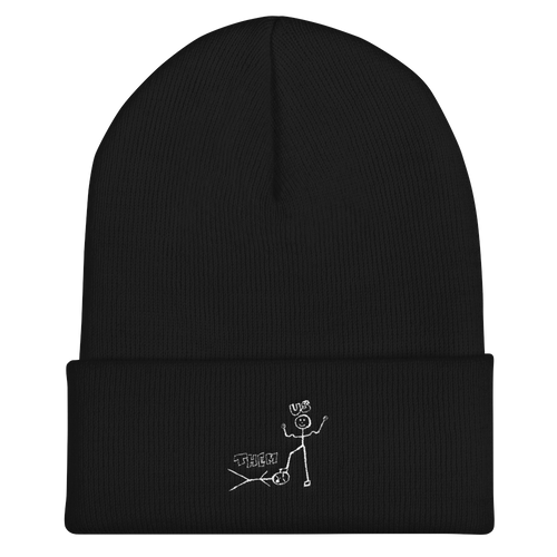 Us-Them T.D.B Cuffed Beanie