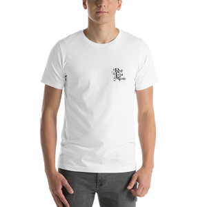 Real Local Music Logo Short-Sleeve Unisex T-Shirt