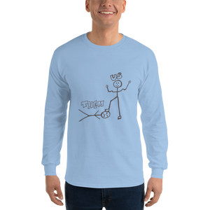 Us and Them Long Sleeve T-Shirt