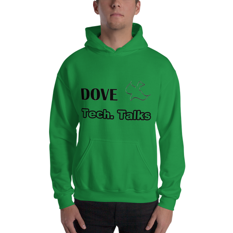 Dove Tech. Talks Hooded Sweatshirt