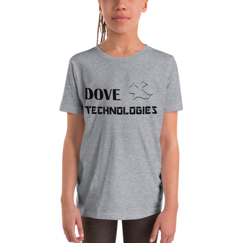 Dove Technologies Youth Short Sleeve T-Shirt
