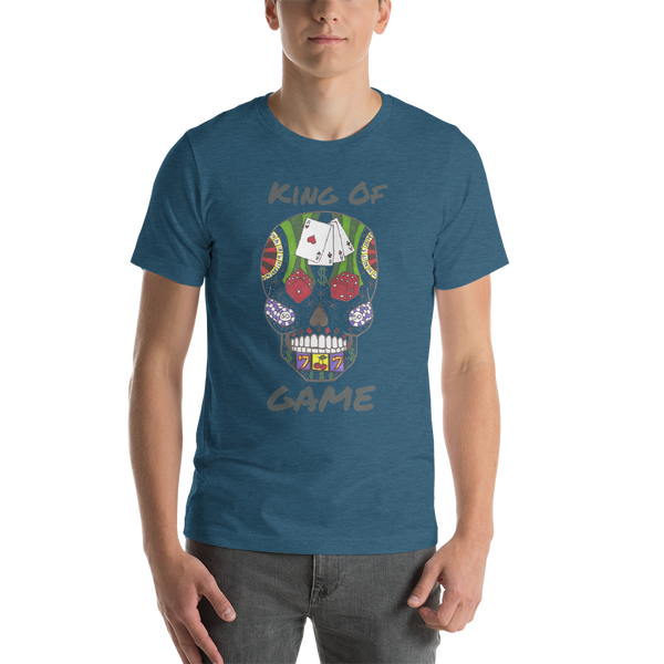 King of Game Short-Sleeve Unisex T-Shirt