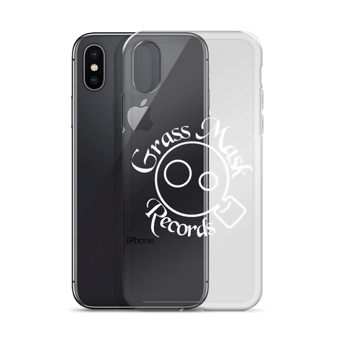 iPhone Case-Grass Mask Records