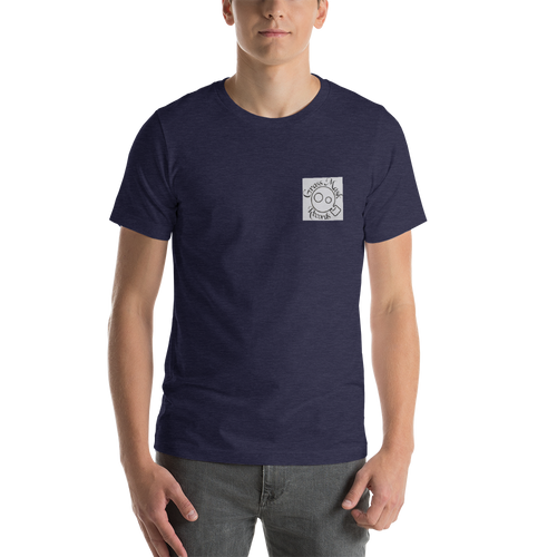 Real Local Music crossover G.M.R Short-Sleeve Unisex T-Shirt