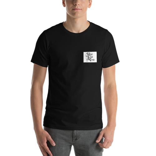 Grass Mask Records crossover R.L.M Short-Sleeve Unisex T-Shirt