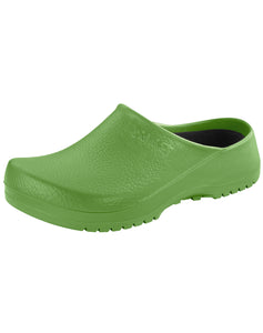 BIRKENSTOCK SUPER BIRKI APPLE GREEN PU