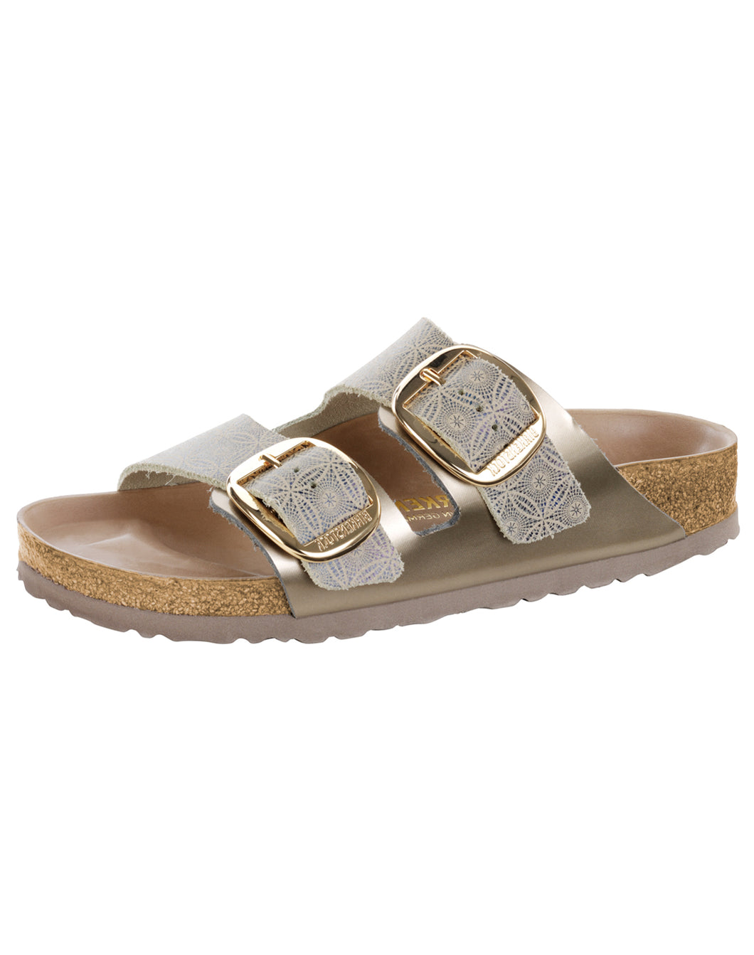 BIRKENSTOCK ARIZONA BIG BUCKLE CERAMIC BLUE NL REGULAR