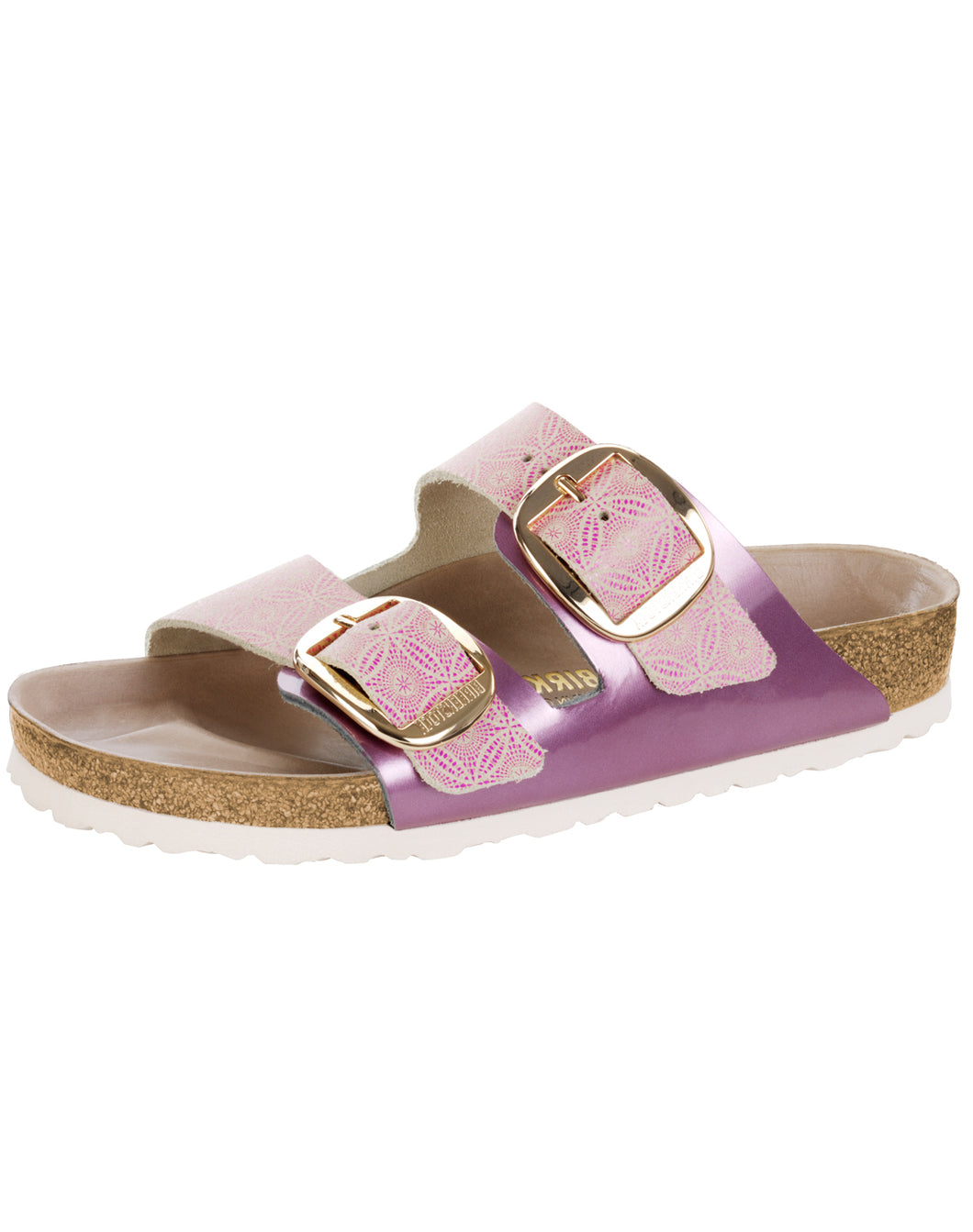 BIRKENSTOCK ARIZONA BIG BUCKLE CERAMIC ROSE NL REGULAR