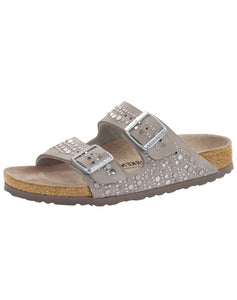 BIRKENSTOCK ARIZONA AVARIO CRAFTED NUBUK REGULAR