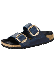 BIRKENSTOCK ARIZONA BIG BUCKLE NL BLUE REGULAR