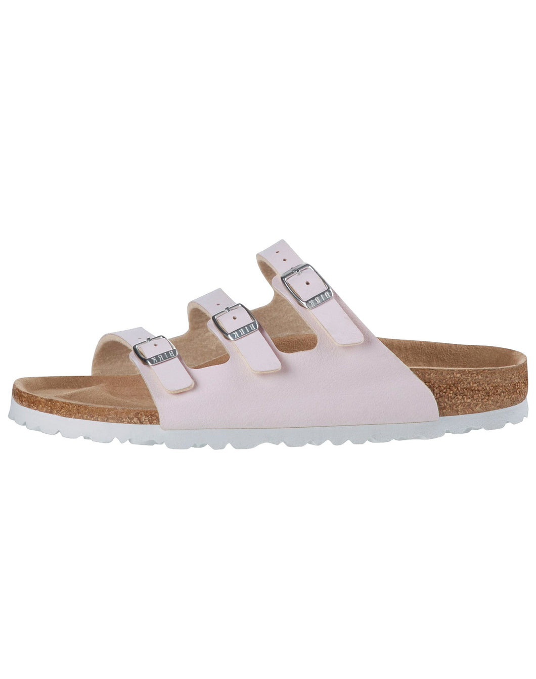 BIRKENSTOCK FLORIDA VEGAN ROSE BF REGULAR