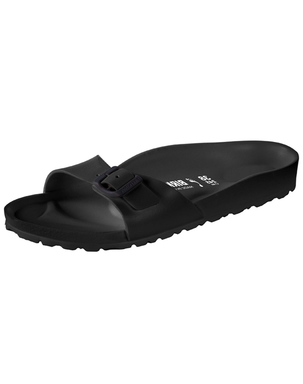 BIRKENSTOCK MADRID BLACK EVA NARROW