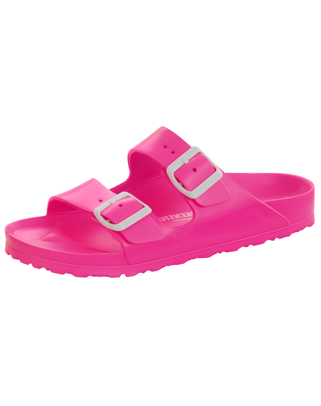 BIRKENSTOCK ARIZONA NEON PINK EVA NARROW