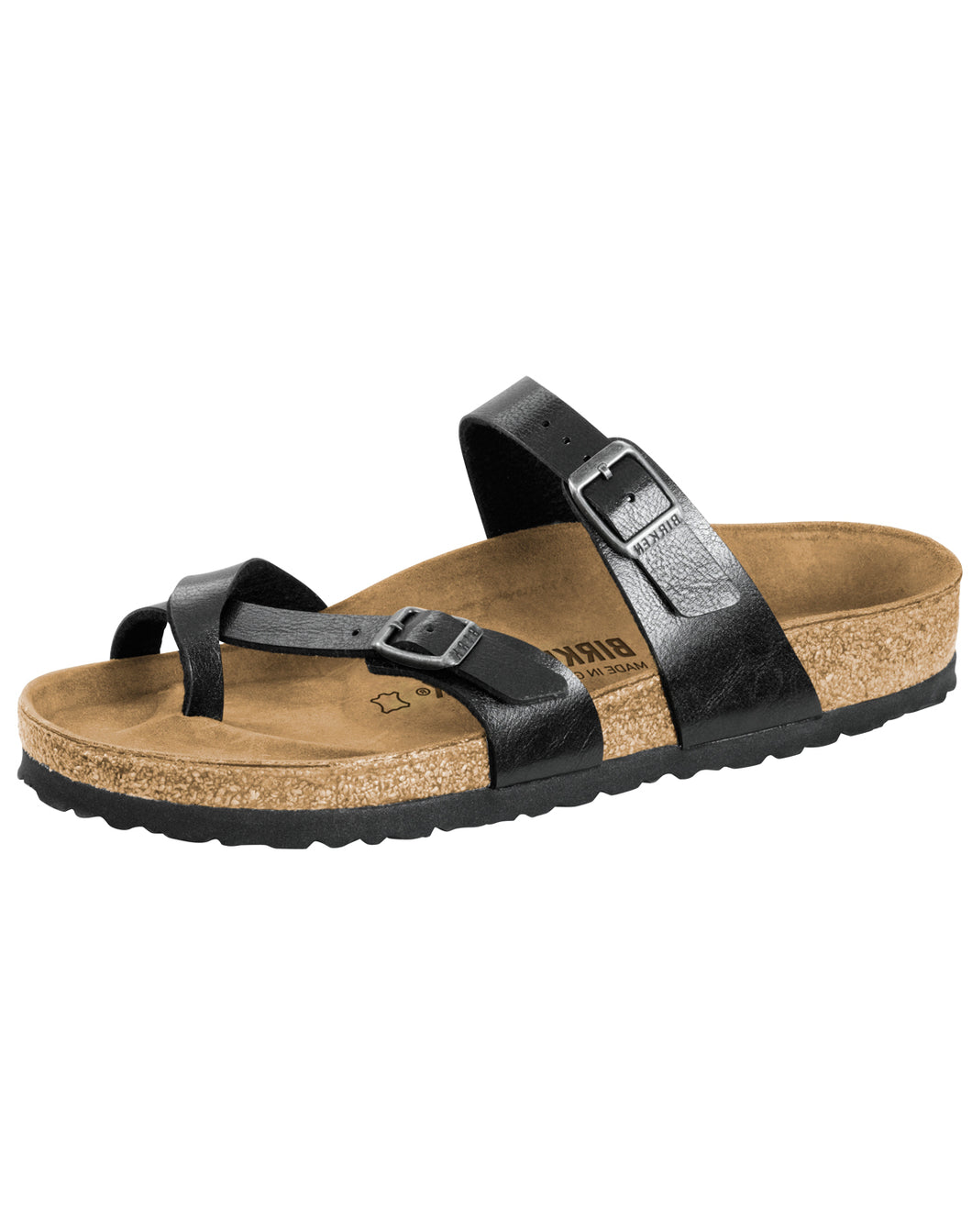 BIRKENSTOCK MAYARI GRACE LICORICE BF DARK GREY REGULAR