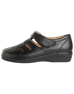 GANTER 204737 INGE BLACK CALF