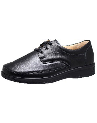 GANTER 205720 KARIN LACE SHOE BLACK CALF