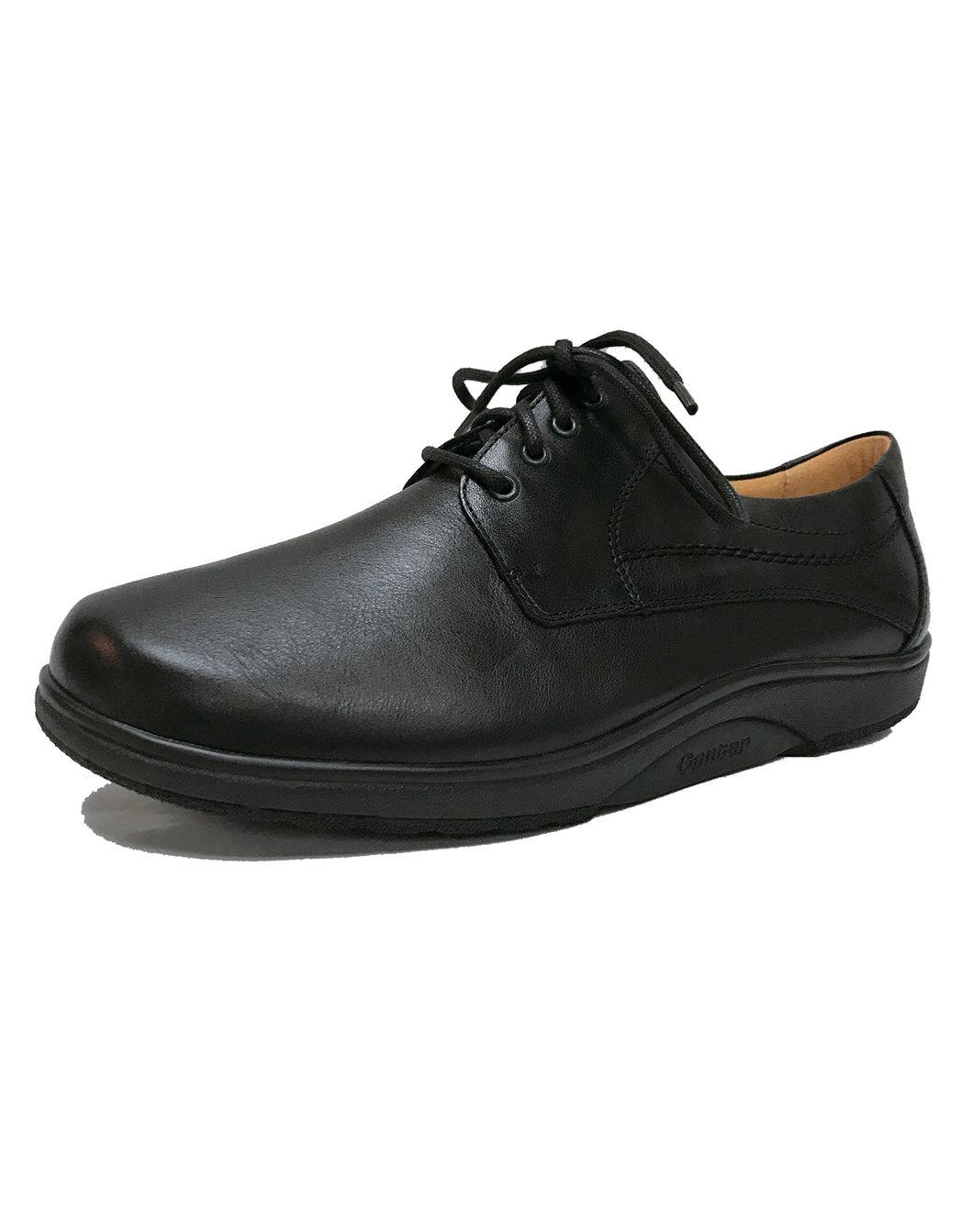 GANTER 259721 KAI LACE SHOE 7-11H  - SCHWARZ