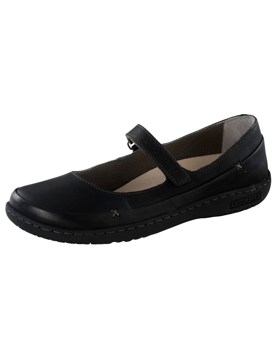 BIRKENSTOCK IONA BLACK NL NARROW