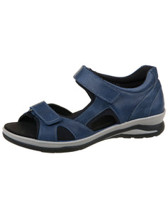 FIDELIO 496023 HILLY BACK IN SANDAL 35-43F - NAVY SANTIAGO