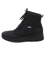 Load image into Gallery viewer, ROMIKA 50208 VARESE N 08 LACE BOOT - BLACK