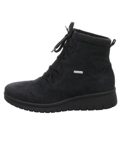 ROMIKA 50208 VARESE N 08 LACE BOOT - BLACK