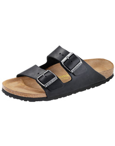 BIRKENSTOCK ARIZONA BLACK OL NARROW
