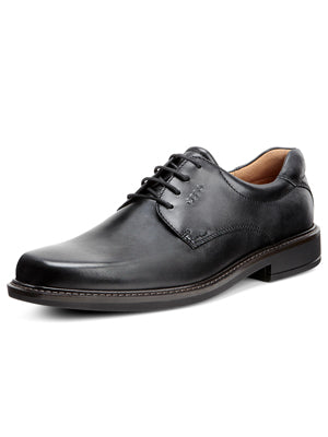 ECCO 621134 HOLTON LACE SHOE BLACK