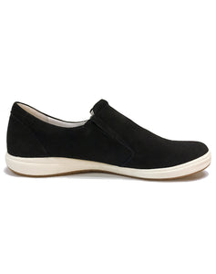 JOSEF SEIBEL 67722 CAREN 22 SLIP-ON SHOE - SCHWARZ