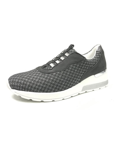 WALDLAUFER 939H51 H CLARA SLIP ON - SILVER BASALT DENVER