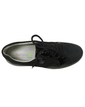 Load image into Gallery viewer, WALDLAUFER 969003 HARPER ZIP ROCKER SHOE PIGALLE SPORTNET SCHWARZ