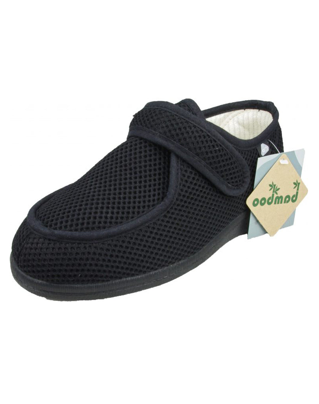CABELLO CELIA RUIZ SLIPPER WALLABY BLACK