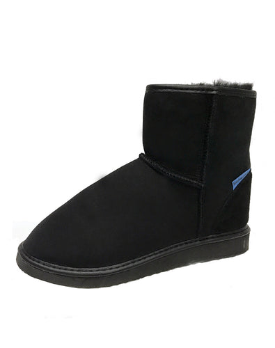 BLUESHEEP FU1000 ANKLE UGG BOOT US4-12 - BLACK