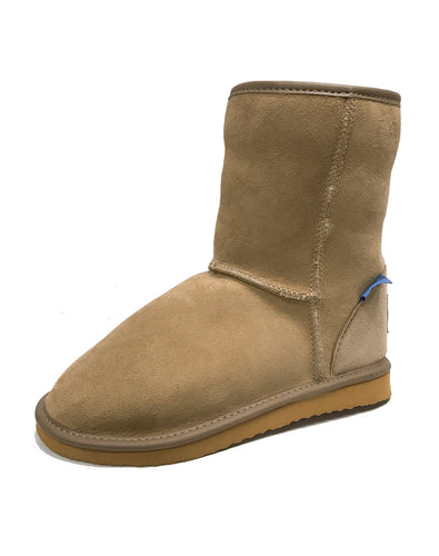 BLUESHEEP FU1010 3 QUARTER UGG BOOT US 4-13 - SAND